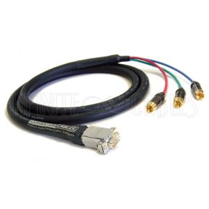 HD15 to Component Cables - Premium