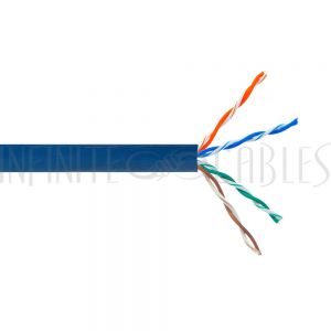 CAT5e Solid Plenum Cable