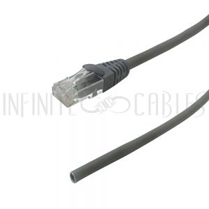 T1 Shielded RJ48C to Blunt