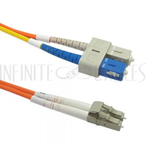 LC/SC Off-Set Mode Conditioning Cables