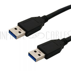 USB 3.0 A Male to A Male Cables