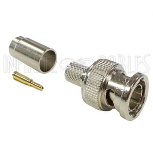 BNC Crimp Connectors