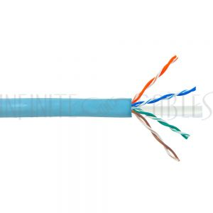 Bulk Cat6a Stranded FT4 Cable