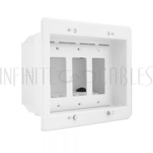 Recessed Wall Plate Boxes