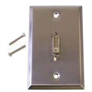 DVI Wall Plate Kits