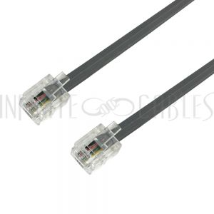 RJ11 Cross-Wired Cable (Telephone)s