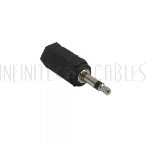 3.5mm Mono Male to 3.5mm Stereo Female Adapter