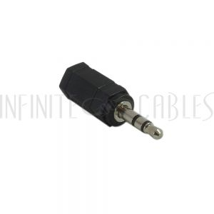 3.5mm Stereo Male to 2.5mm Stereo Female Adapter