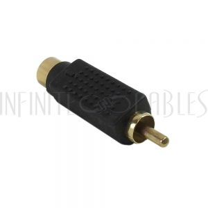 S-Video Female to RCA Male Adapter
