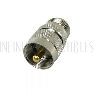 N-Type Female to UHF Male Adapter