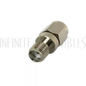 SMA Male to SMA Female Adapter