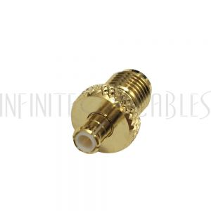 SMA Female to MCX Male Adapter