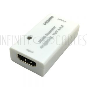 HDMI Inline Repeater Female to Female, 4K @60Hz up to 30m