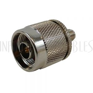 N-Type Male to SMA-RP Female Adapter