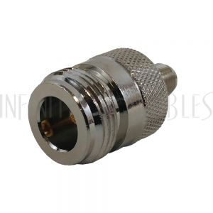 N-Type Female to SMA Female Adapter