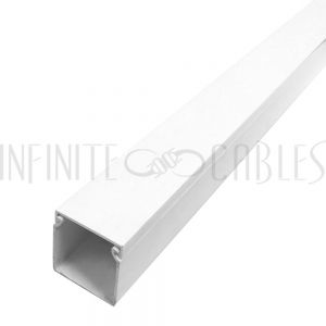 Raceway and Fittings (50mm x 50mm) - White
