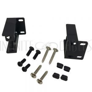 Wall mount Patch Panel Brackets