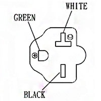 power cables infinitecables Cat5e Cable Wiring Diagram 250v