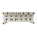 BIX-130 BIX 6-port RJ45 Jack to BIX Strip (AX100798) - Infinite Cables