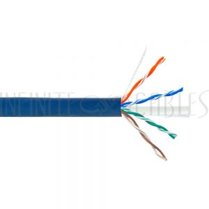 CAT6 Solid UTP Riser Cable