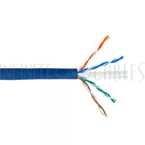 CAT6 Solid Plenum Cable