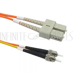 SC/ST Off-Set Mode Conditioning Cables