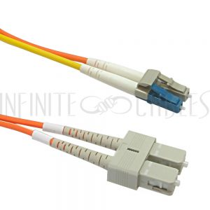 SC/LC Off-Set Mode Conditioning Cables