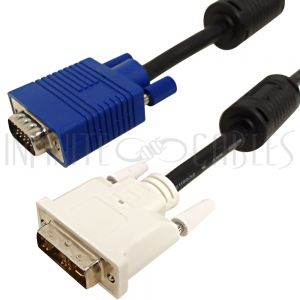 DVI to VGA Cables