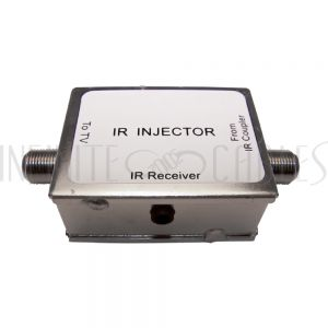 IR Injectors Over Coax