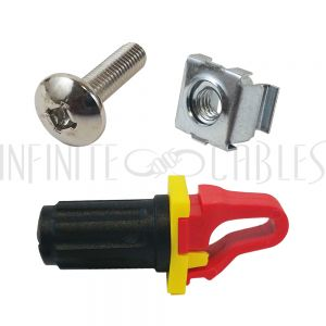 Screws, Cage Nuts & Accessories