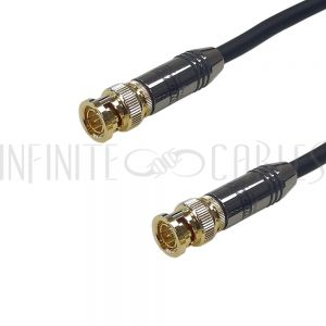 Premium BNC RG59 Male to Male Cables