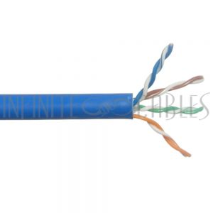 Bulk Cat6a Solid FT6 Cable