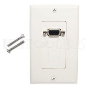 VGA Decora Wall Plate Kits