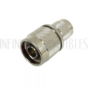 AD-0020 N-Type Male to TNC Male Adapter - Infinite Cables