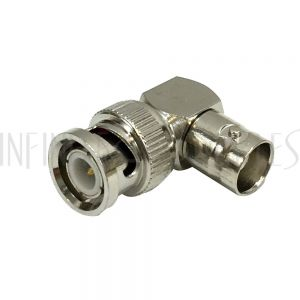 AD-3031-RA BNC Male to BNC Female Right Angle Adapter - Infinite Cables