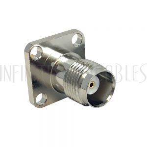CN-26P-SLD TNC Female Panel Mount Solder Type Connector