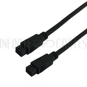 9 Pin to 9 Pin Beta FireWire Cables