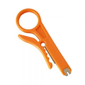 TLH-501 110 Punch-down and Strip Tool for Wire Diameter - 5mm to 6.2mm - Infinite Cables