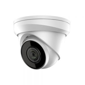 CA-NC224-XDU-2WH 4MP Turret IP Camera - Fixed Lens - Microphone - 30m IR Range - IP67 Rated - Infinite Cables