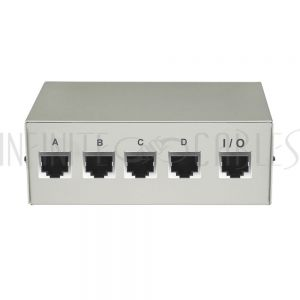 RJ45 Switch Boxes - Infinite Cables
