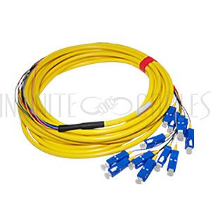 Custom Fiber Optic Cables