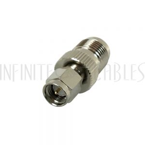 AD-1021 SMA Male to TNC Female Adapter
