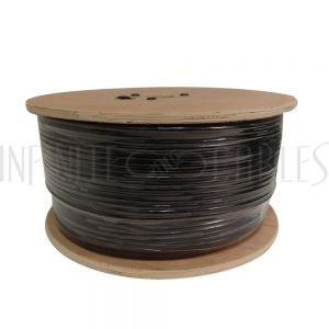 BK-CXRG58 1000ft RG58 bulk cable 95% braid 19AWG