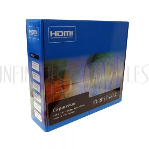 VE-HDMI-008 HDMI 4-port Extender Over One Cat6 UTP Cable 60m - Infinite Cables