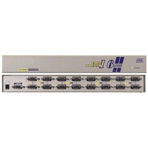 VS-8116PF 16-Port VGA Video Splitter - 2048x1536 - Infinite Cables