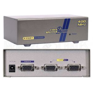 VS-812PF 2-Port VGA Video Splitter - 2048x1536