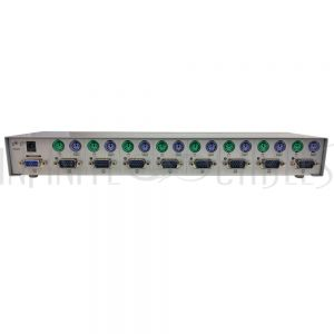 IC-718-I 8-Port KVM Switch - VGA/PS2