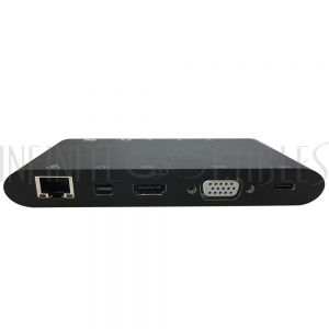 AD-UC-DS01 USB 3.1 Type C to docking station - Black - Infinite Cables