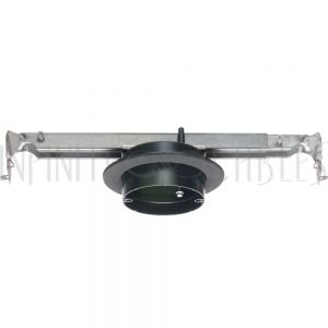 WP-RNDSB-VB Vapour Barrier Box, Round Fixture with Bracket - Power, New Construction