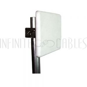 ANT-500 Flat Antenna - 2.4GHz 18dBi Gain, Bandwidth 400MHz, N Female